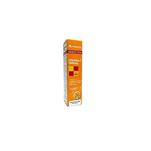 Arkovital Vitamina C 1 Gr + Zn