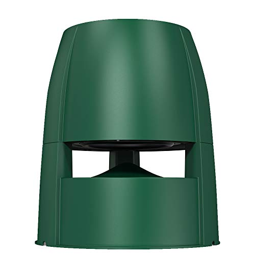 """OSD Audio FORZA-850T 200W 8"""" Weatherproof 8-Ohm/70V Outdoor In-Ground Omni Speaker with Built-in Transformer and Reinforced Enclosure Green, Single"""