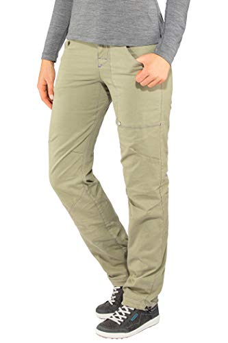 E9 Scintilla Pantalon Femme, Warm Grey Modèle M 2018