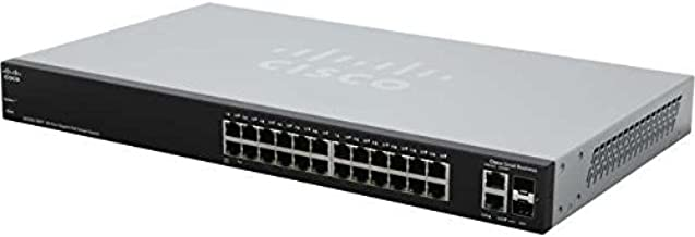 Cisco SG200-26FP 26-port Gigabit Full-PoE Smart Switch