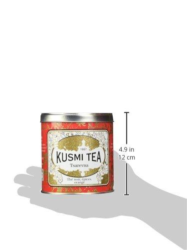 Kusmi Tea, Tsarevna, 8.8 Oz Tin