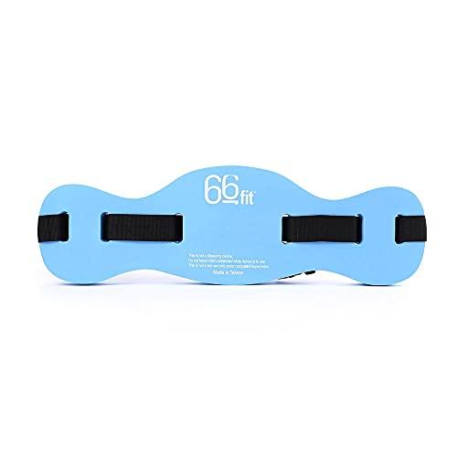 66fit Limited 66 Fit Aqua Buoyancy - Accesorio para Fitness acuático, Color Azul, Talla L