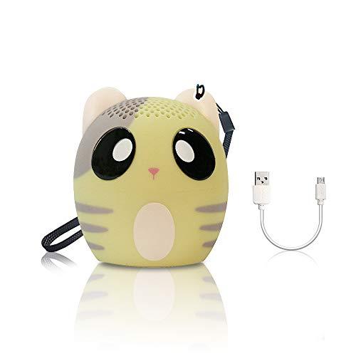 Mini Animal Bluetooth Speaker,Wireless Portable Rechargeable Battery...