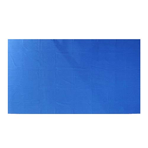 NO LOGO LSB-TAIQIU, 1pc Snoer Billard Tuch Pool Eight Ball-Billard-Pool Table Cloth for American Billiards Snoer Zubehör (Farbe : Blue)