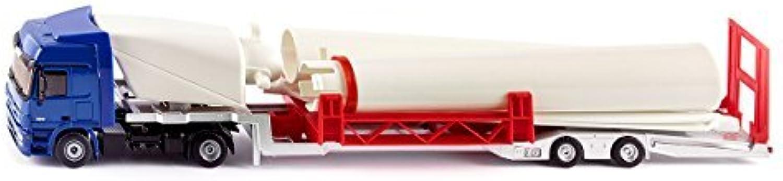 Siku 3935Model Lorry with Wind Power System, Vehicles by Siku