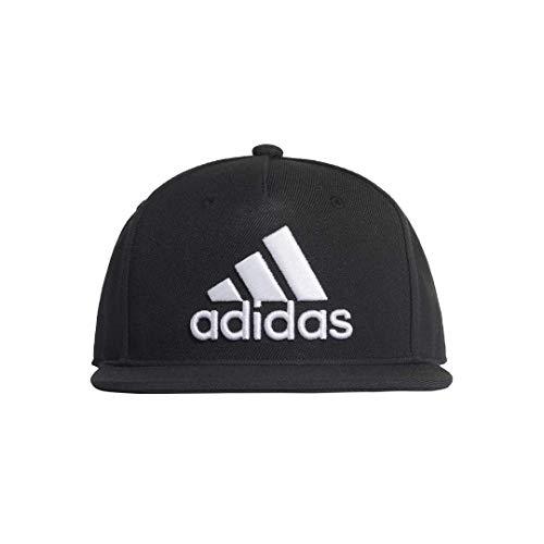 adidas Originals Originals Metal Forum Logo Cap, Black, One Size