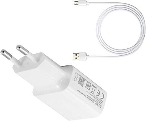 OEM Mi Cargador Original MDY-08-EI de 5V/2.5A | 9V/2A | 12V/1.5A [UE] QuickCharge 3.0 + Cable Original Micro USB Carga y Transferencia de Datos simultánea