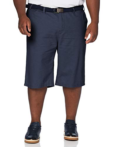 S.Oliver Big Size Bermuda Detroit Relaxed Hombre