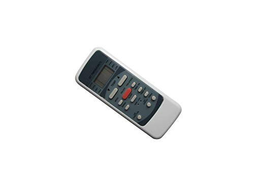 Hotsmtbang Replacement Remote Control for Goodman MSG-09CRN1N MSG-12CRN1N MSG-18CRN1N MSG-24CRN1N 203355091256 Heat Pump Mini-Split System Air Condtioner
