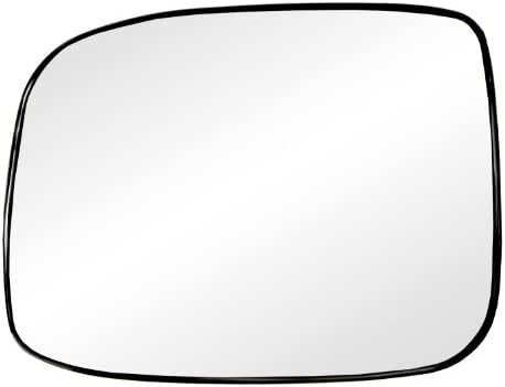 Fits 15-20 Colorado Canyon Left Driver Mirror Glass Lens as Pictured w//Adhesive