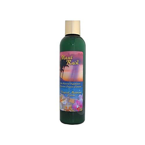 Hawaiian Maui Rain Tropical Moisture Body Lotion 8.5 oz by The Hawaiian Classic Perfumes Collection