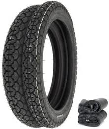 Dunlop Vintage K70 Max 89% OFF sold out Tire Set - Tir Compatible with Yamaha XS650