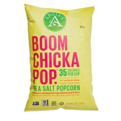 Buy Angies Boomchickapop-Sea Salt pop corn 4.8 oz x 3 bag pack