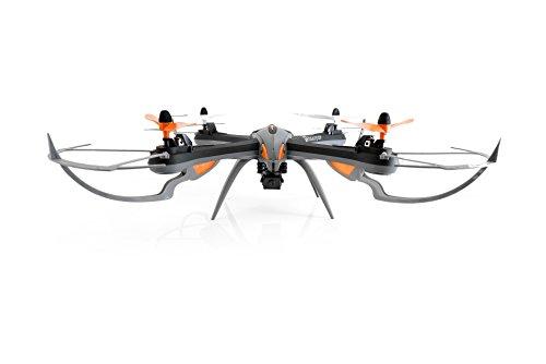 zoopa CME Q 600 Mantis Movie Quadro genial voor buiten 2,4 GHz | Licht te schakelbaar | 360° Flip | 3 snelheden (ZQ0601) Quadrokopter