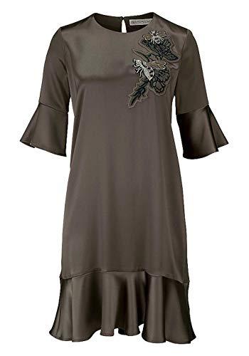 Sportalm Kitzbühel Selection SP Rise Kleid A-Linien-Kleid elegant Taupe (40)