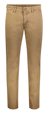 MAC Jeans Herren Lennox Hose, Beige (Terra PPT 252r), 50(Herstellergröße: 34/32)
