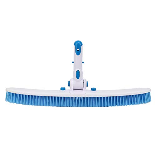Regalo De Abril Cepillo para piscina de 22 cm, cepillo limpiador de...