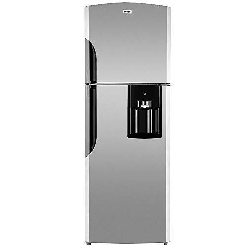 Mabe RMS400IAMRX0 Refrigerador Automático 400 L, color, Acero Inoxidable, pack of/paquete de 1