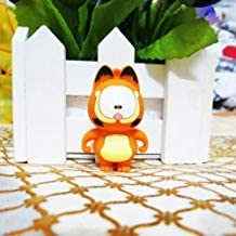 Silicon Flash drive: 16GB flash Garfield Cute character mo drive Houston Mall Limited Special Price
