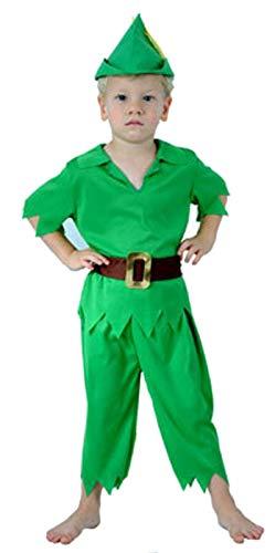 KIDS Children Like Déguisement de Peter Pan