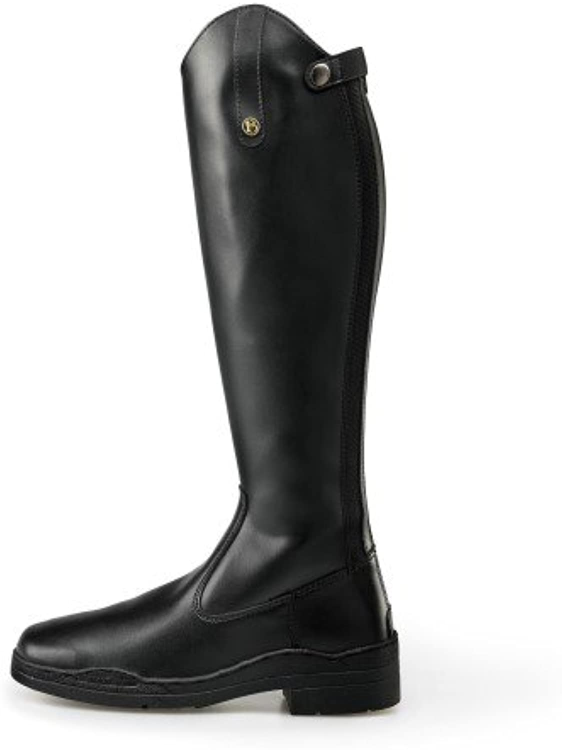 Brogini Modena Synthetic Long Riding Boot Adults x Size  39 (6) Wide