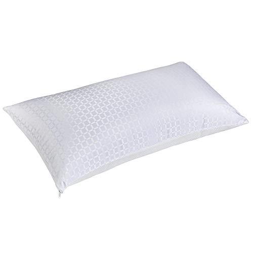 Almohada de Fibra para Dormir de Lado y firmeza Alta - Iron MAX de Pikolin (135 cm)