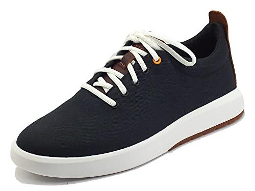Timberland Truecloud EK - Zapatillas de lona para hombre Truecloud Black 0A24VB Negro Size: 44.5 EU