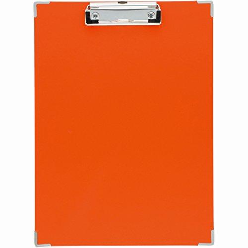 キングジム クリップボード オレンジ 308Cオレ