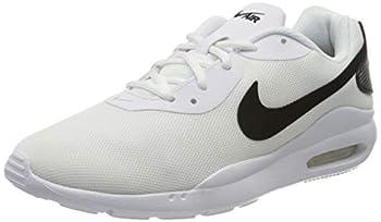 Nike Women s Air Max Oketo Sneaker White/Black 8 Regular US