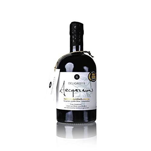 Deligreece - ARCHAELAION limited extra natives Olivenöl aus unreifen Koroneiki Oliven Kaltgepresst unter 24 °C - 500 ml