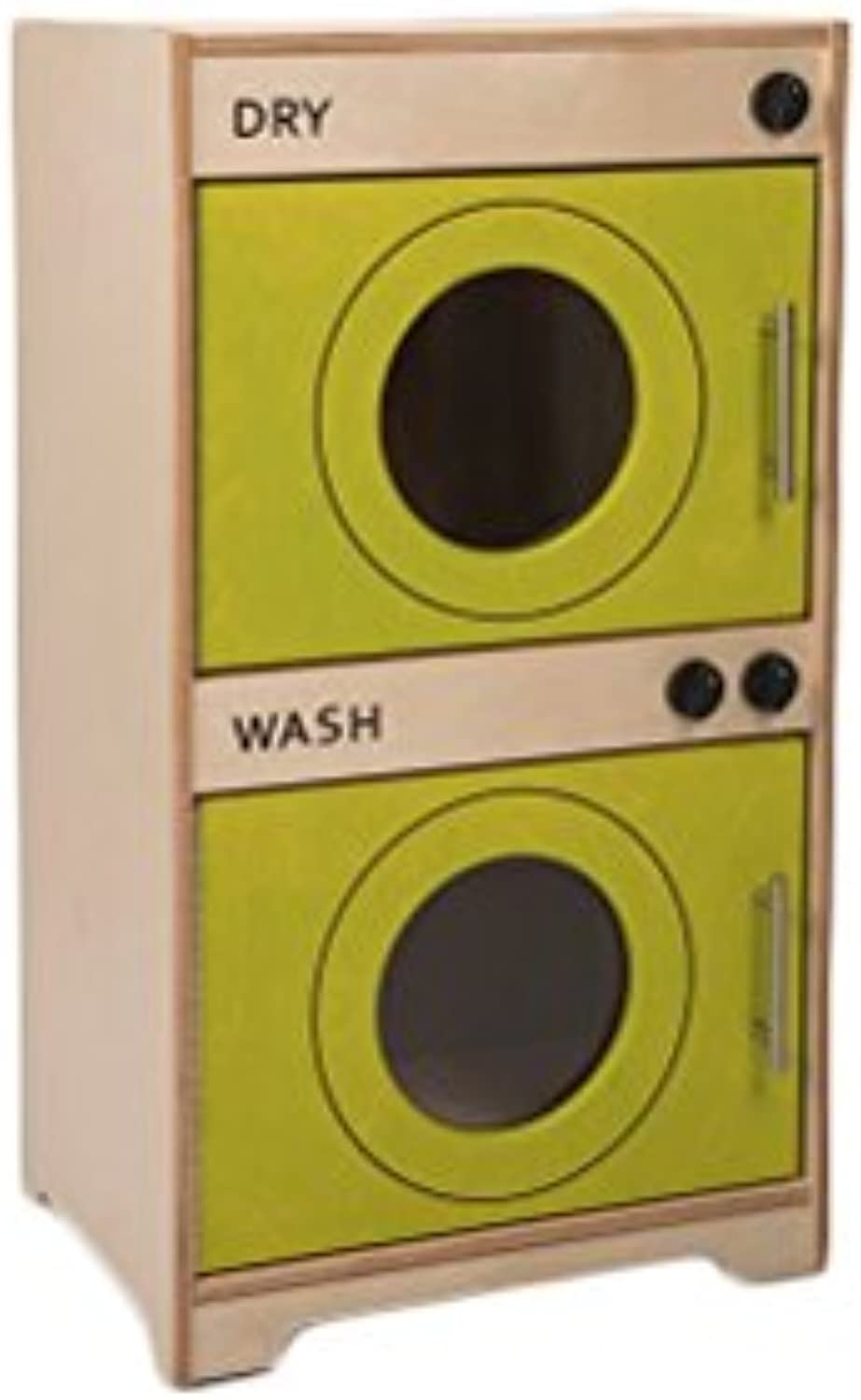 Whitney Bredhers Contemporary Washer and Dryer