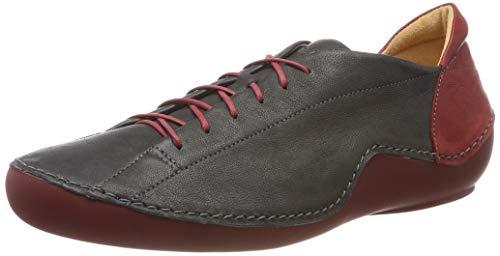 Think! Damen KAPSL_585062 Sneaker, Grau (Vulcano/Kombi 21), 41 EU
