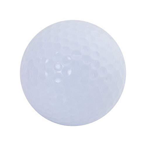 BigBuy Outdoor Golfball (Durchmesser 4,2 cm) 144410 S1405257, Erwachsene, Unisex, Weiß, Einheitsgröße