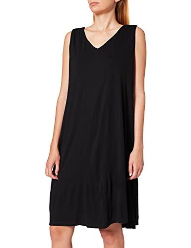 OPUS Damen Winga Kleid, Schwarz (Black 900), 36