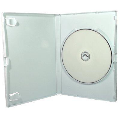 Weiße Wii-DVD-Hüllen / 14mm–5Stück ~ Ersatzhüllen für Nintendo Wii Spiele / Discs von Dragon Trading®
