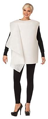 Rasta Imposta Toilet Paper Roll Halloween Costume, Adult One Size