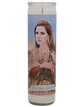 Lana Del Rey Devotional Prayer Saint Candle