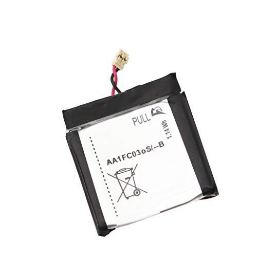 Tesurty Replacement Battery for Samsung Galaxy Gear S R750 Gear S SM-R750A SM-R750B SM-R750D SM-R750P SM-R750R4 SM-R750V