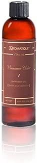 Aromatique CINNAMON CIDER Reed and Ceramic Diffuser Oil Refills - 4oz