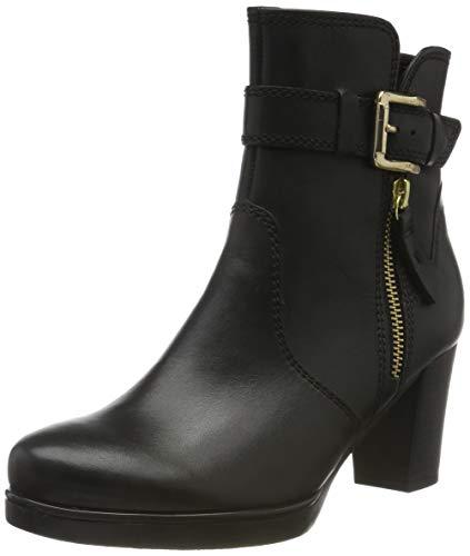 Gabor Shoes Damen Comfort Sport Stiefeletten, Schwarz (Schwarz (Gold/Mic) 57), 39 EU