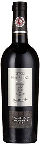 Cielo e Terra Primitivo di Manduria DOC Gran Maestro NV trocken (1 x Flasche)