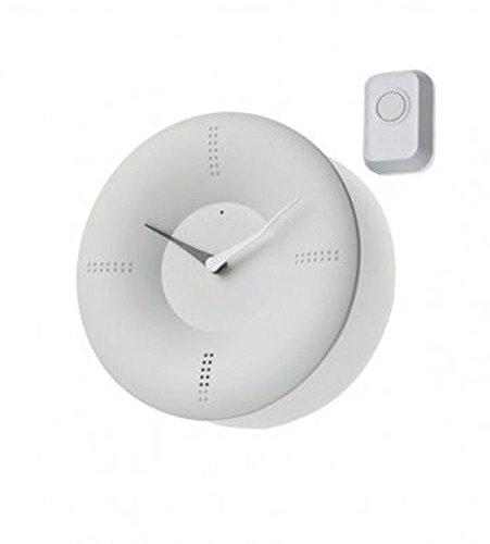 Horloge disque Sable avec télécommande MELODICO en plastique pP