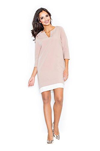 Figl Kleid Maggy rosa XL