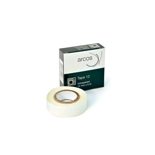 Arcos Tape Kleberolle 12 - 1,2cm x 5m
