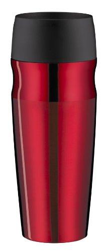 Alfi 5617247035 Isolier-Trinkbecher, Edelstahl (0,35 Liter), rot