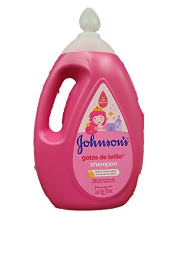 Shampoo Crece Fem marca Johnson's