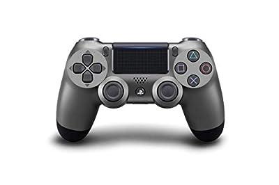 DualShock 4 Wireless Controller for PlayStation 4 - Steel Black