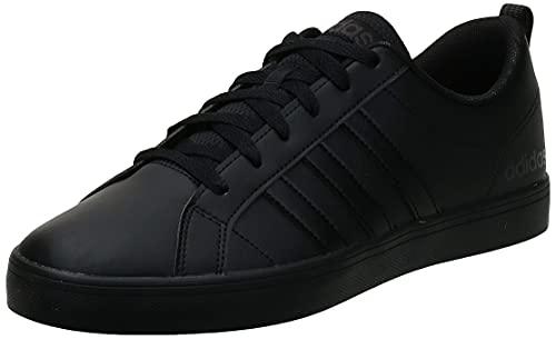 adidas Herren VS Pace Basketballschuhe, Schwarz (Core Black/Carbon S18), 43 1/3 EU