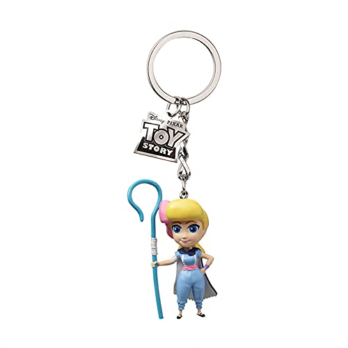 STXBB-Lampe Llavero Toy Story Doll Colgante Llavero Anillo,Bo Peep