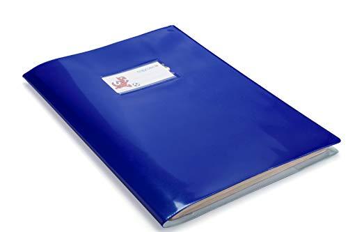 Copertina Quaderno A4 Blu